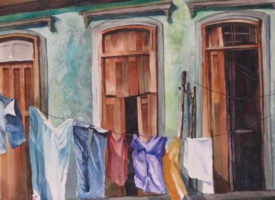 Havana Washday